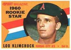 Lou Klimchock